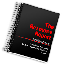The Resource Report